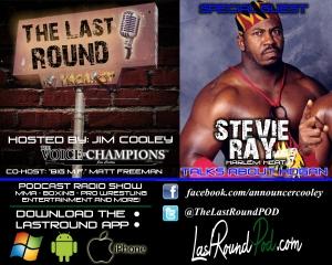 TLR #15 Stevie Ray of Harlem Heat Talks About Hulk Hogan