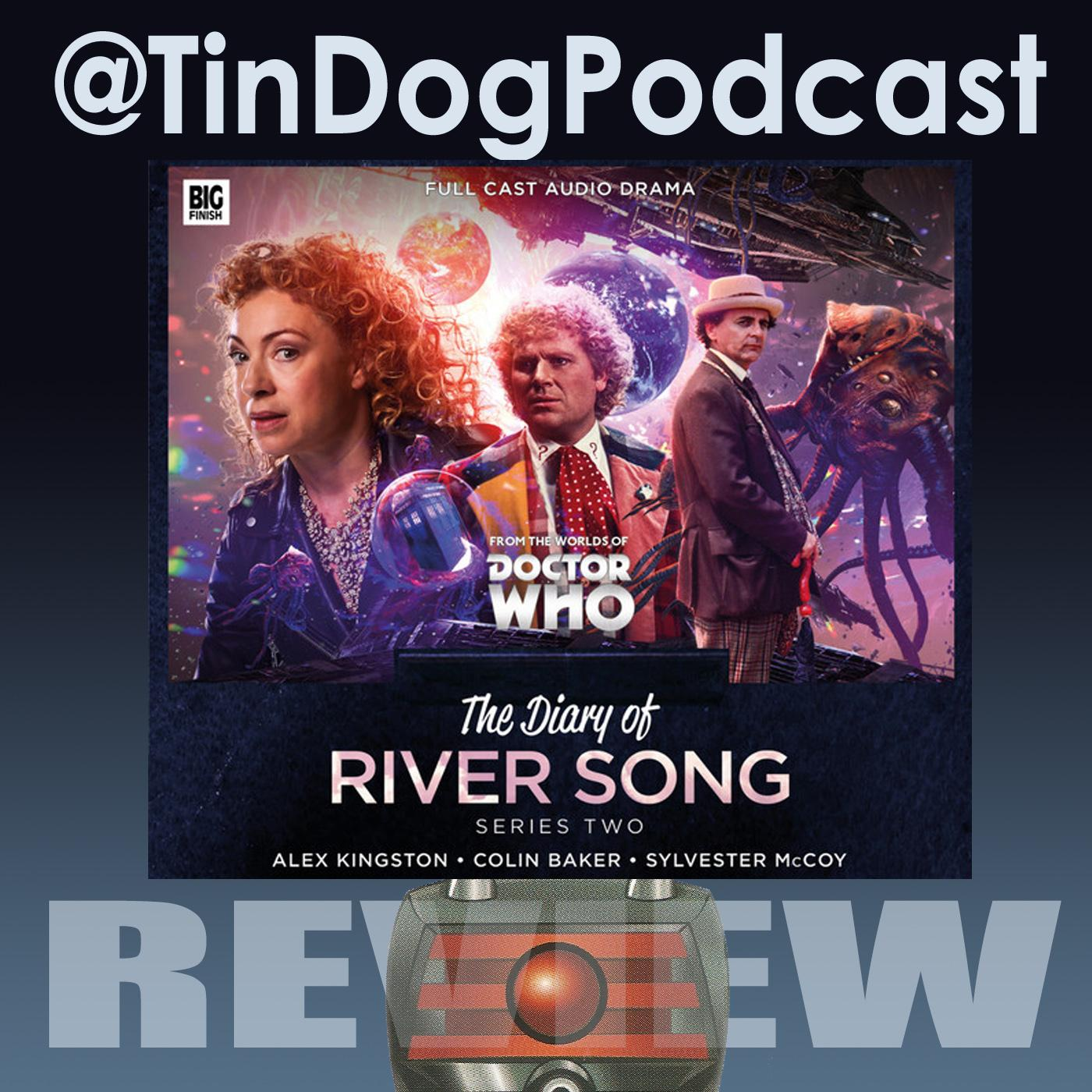 TDP 641: Diary Of River Song Vol 2