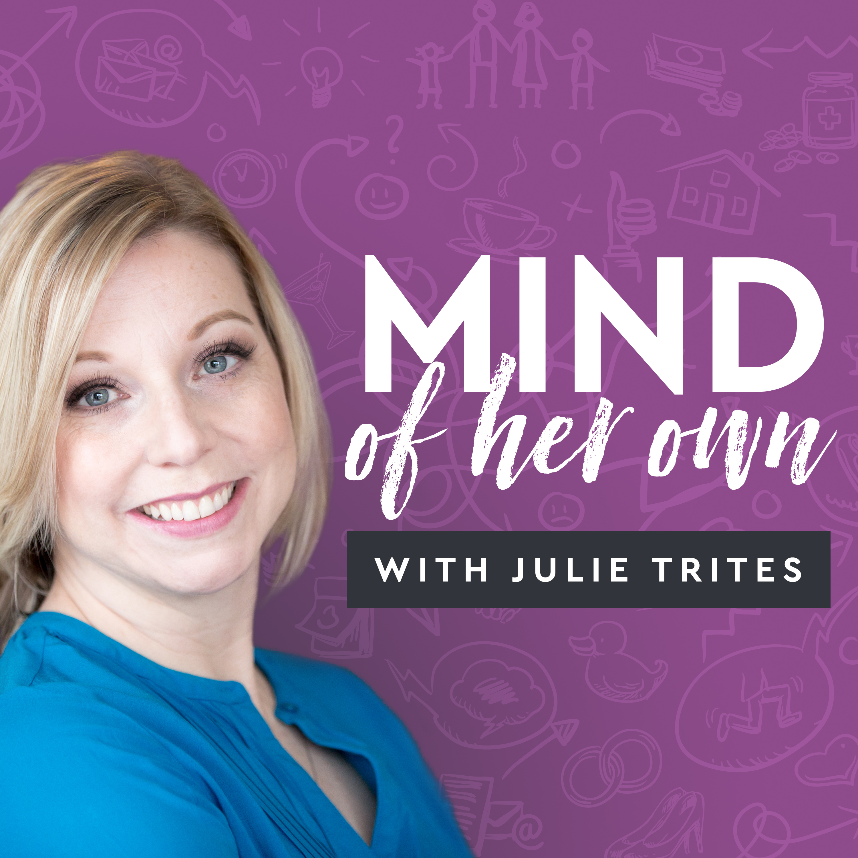 Mind of Her Own show art