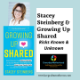Artwork for Growing Up Shared: Talking about the risks known and unkown of sharing our kids online