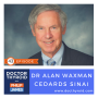 Artwork for 43:  A Summary of Radioactive Iodine Treatment for Thyroid Cancer, with Dr. Alan Waxman from Cedars Sinai