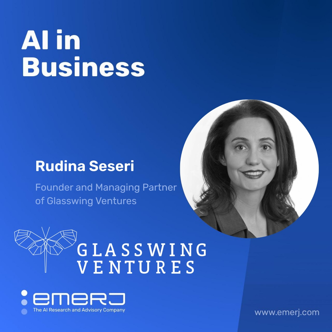 Smart Data Infrastructure and the Future of Enterprise AI - with Rudina Seseri of Glasswing Ventures