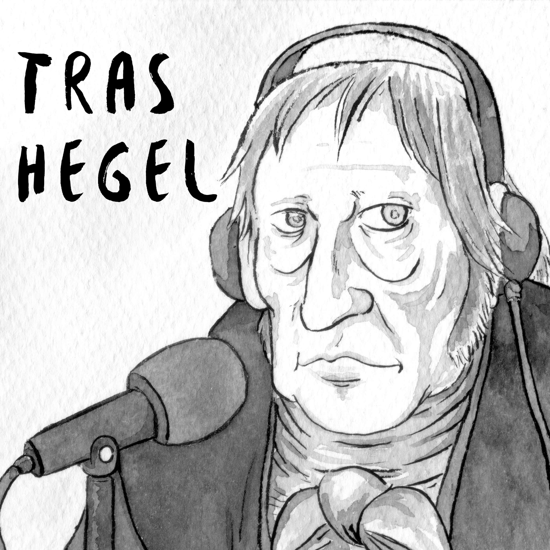 Tras Hegel show art