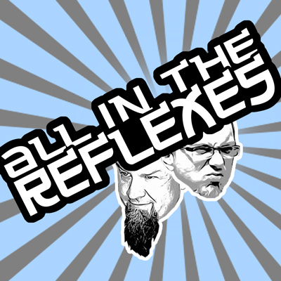 All In The Reflexes - 001