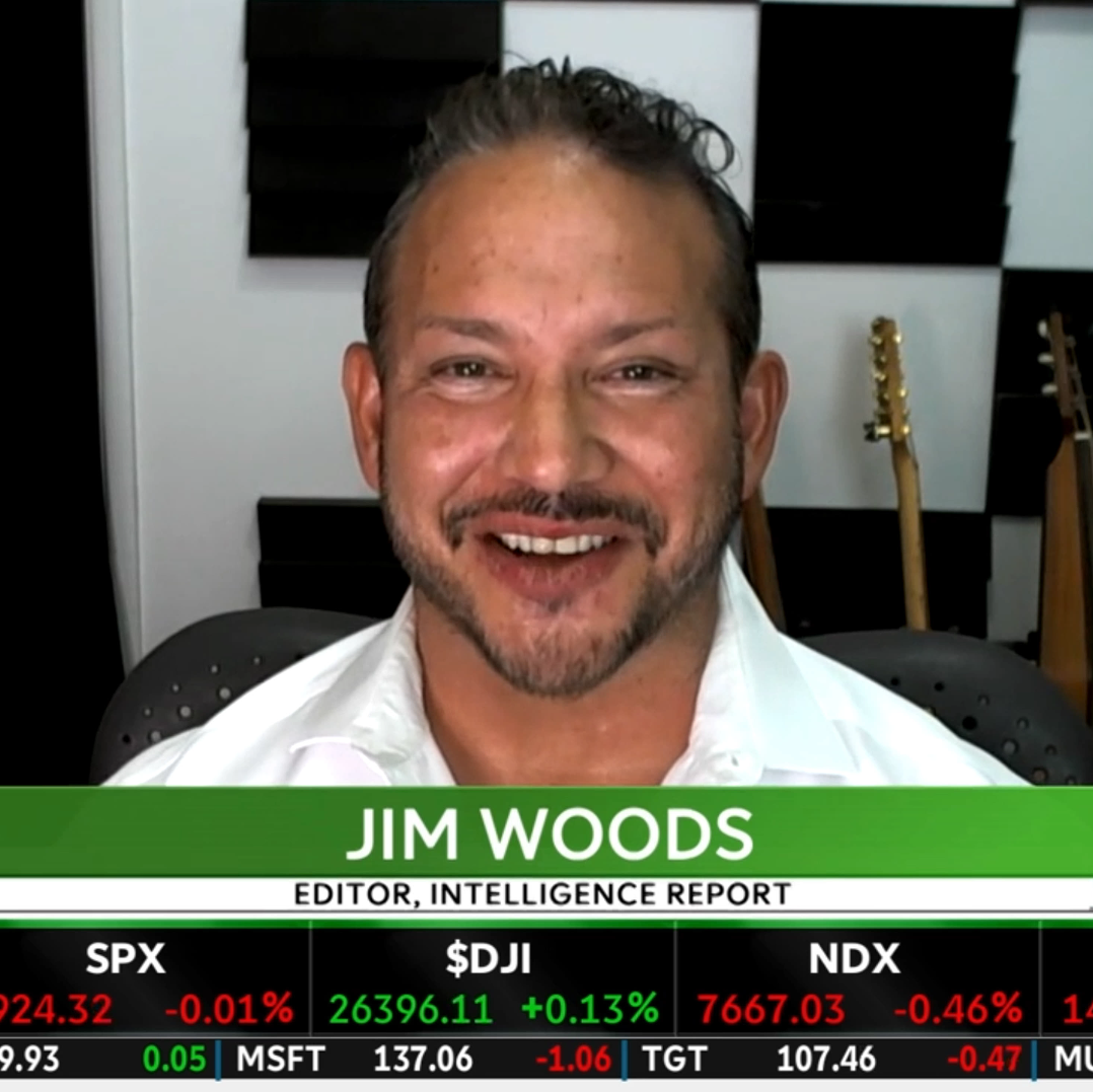 Artwork for Jim Woods TD Ameritrade Appearance August 30, 2019