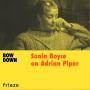Artwork for Sonia Boyce on Adrian Piper