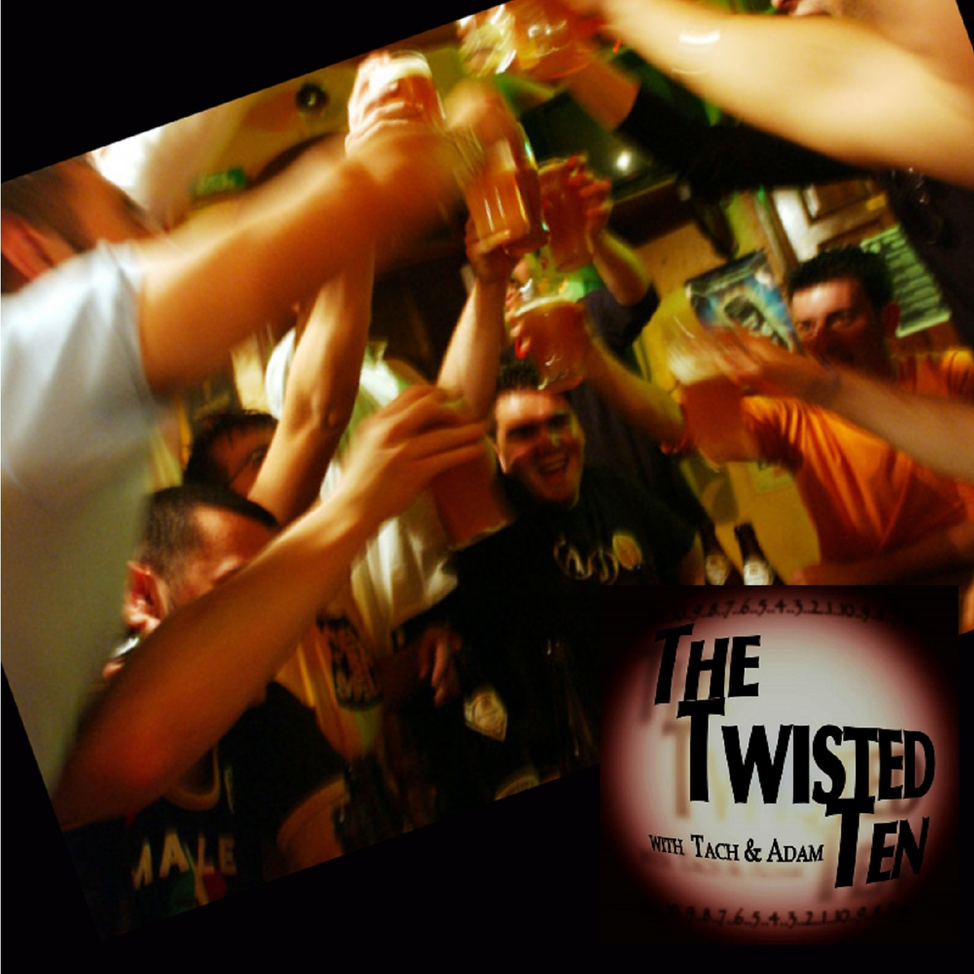 The Twisted Ten - Unique Top Ten Lists: Episode 12 - Twisted