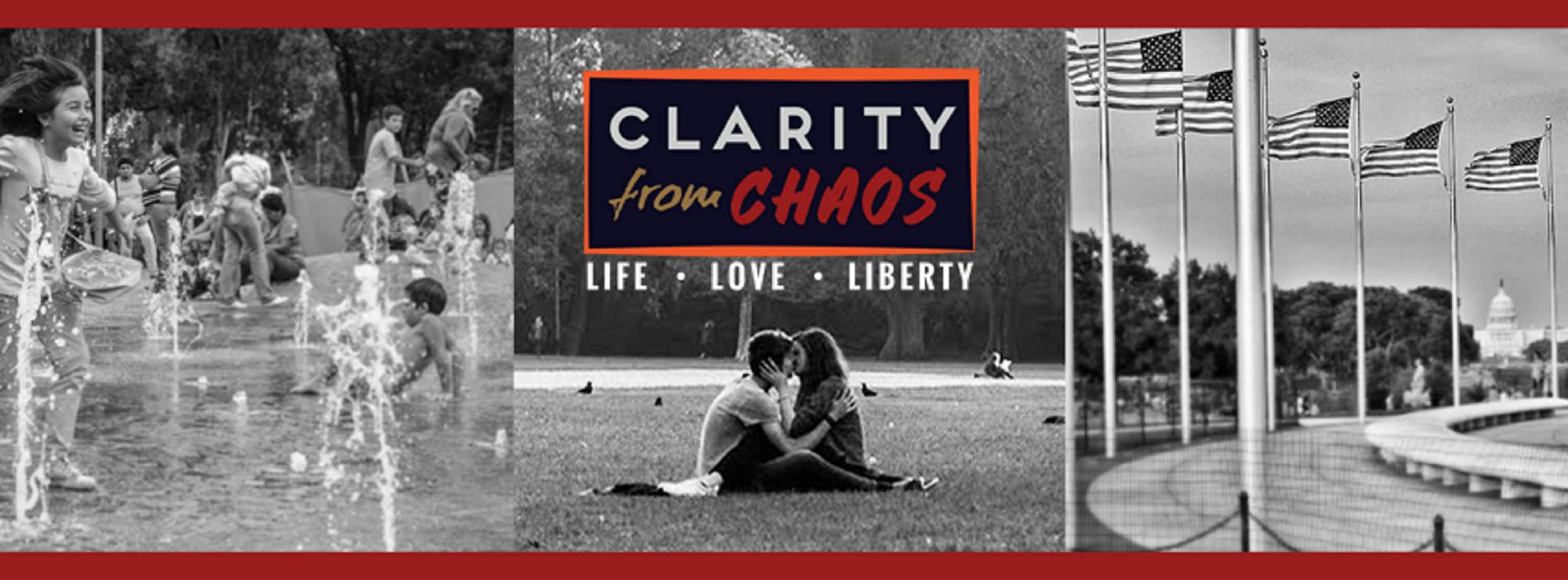 Clarity from Chaos Podcast logo