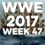 Artwork for WWE 2017 Week 47 Triple Yep