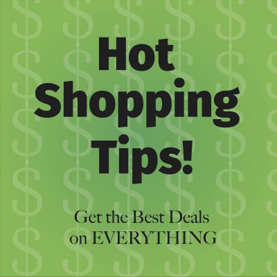 Hot Shopping Tips show image