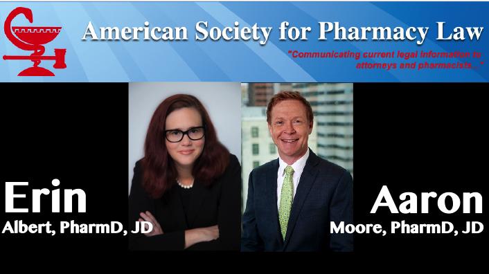 American Society for Pharmacy Law (ASPL) - Pharmacy Podcast Episode 337