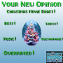 Artwork for Your New Opinion - Ep. 150: Christmas Movie Draft (with Aperture Hour Podcast)