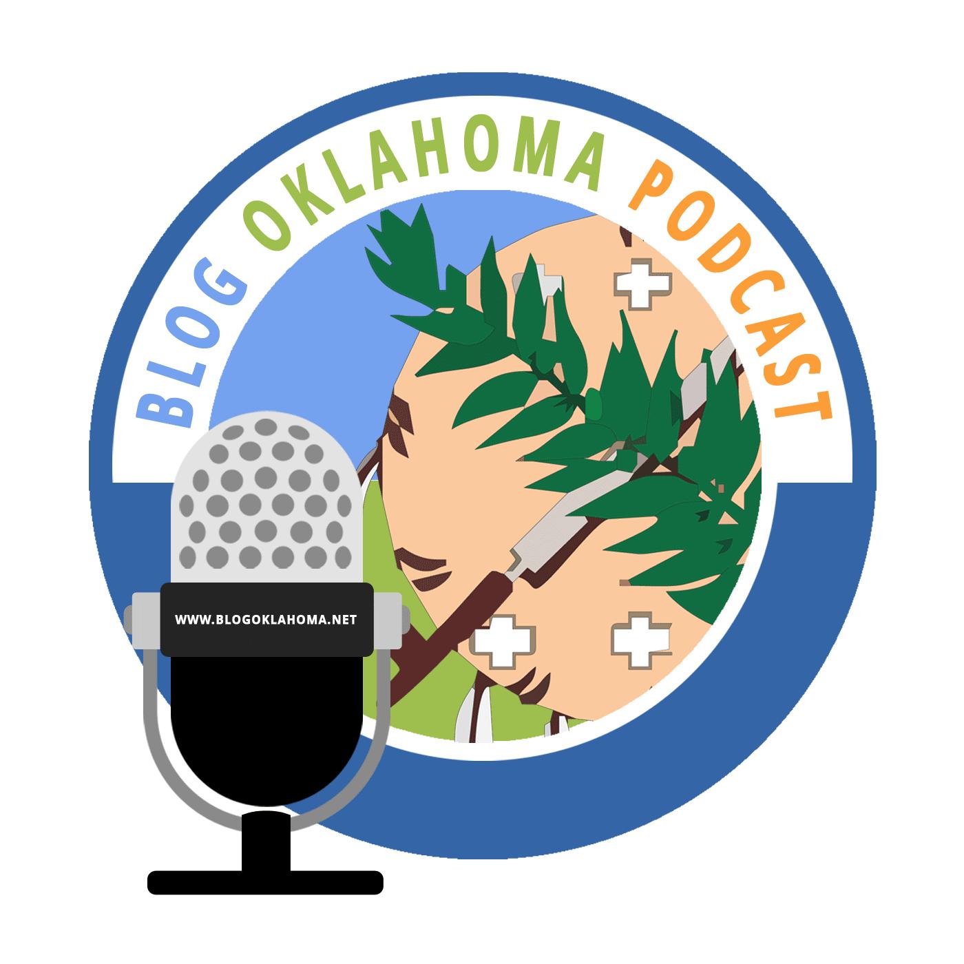 Artwork for Blog Oklahoma Podcast 102: Depression Sucks