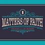 Artwork for Matters of Faith Podcast Ep 01: Jay Wilburn