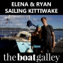 Artwork for Interview with Sailing Kittiwake