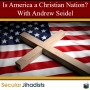 Artwork for EP99: Is America a Christian Nation? ✝️ With Andrew Seidel