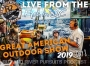 Artwork for Day 8 - Live from the Great American Outdoor Show