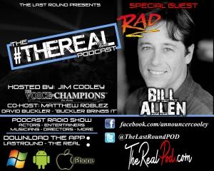 TRR #9 - Bill Allen - RAD Cru Jones