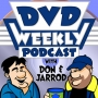 Artwork for August 16th DVD Weekly Podcast