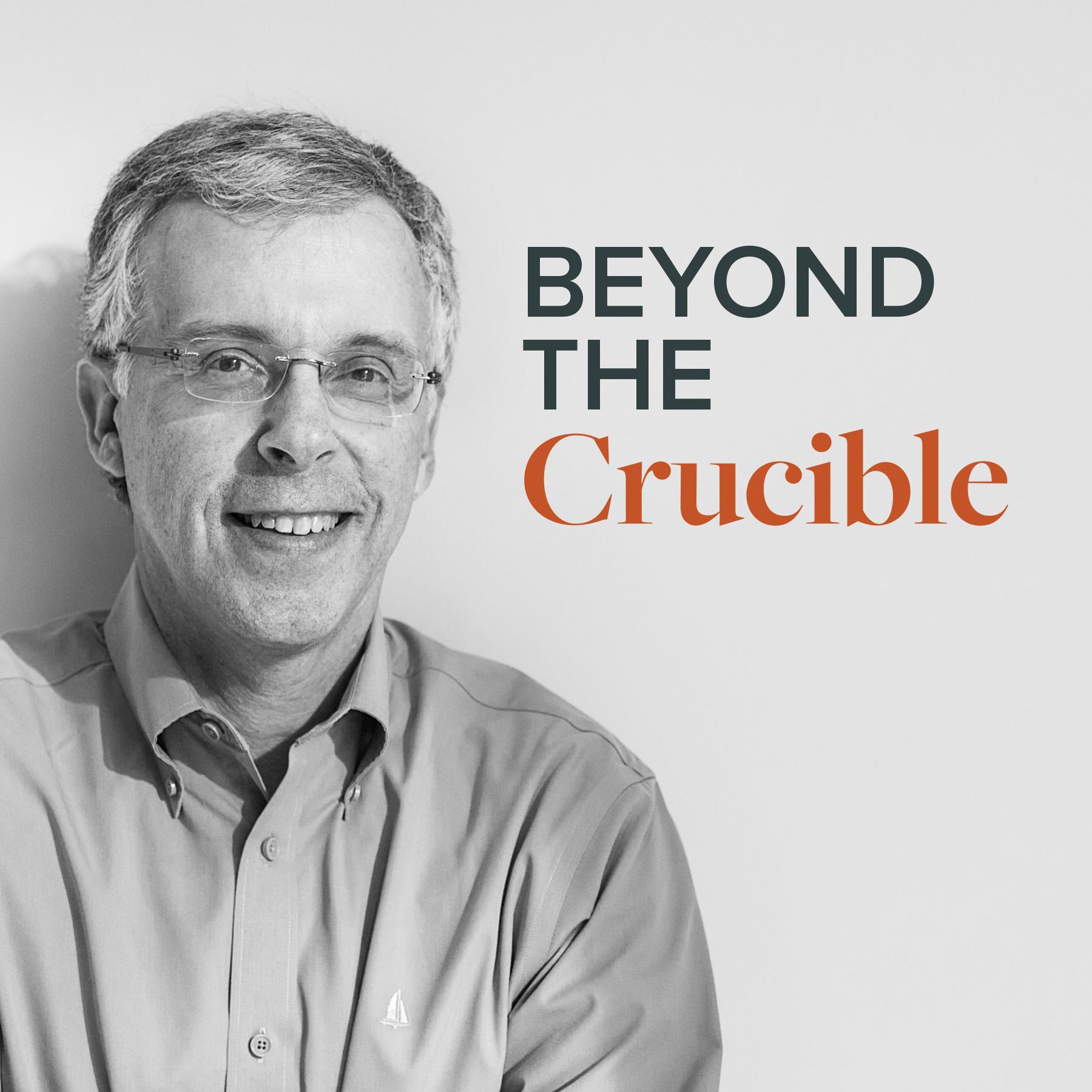Beyond the Crucible show art