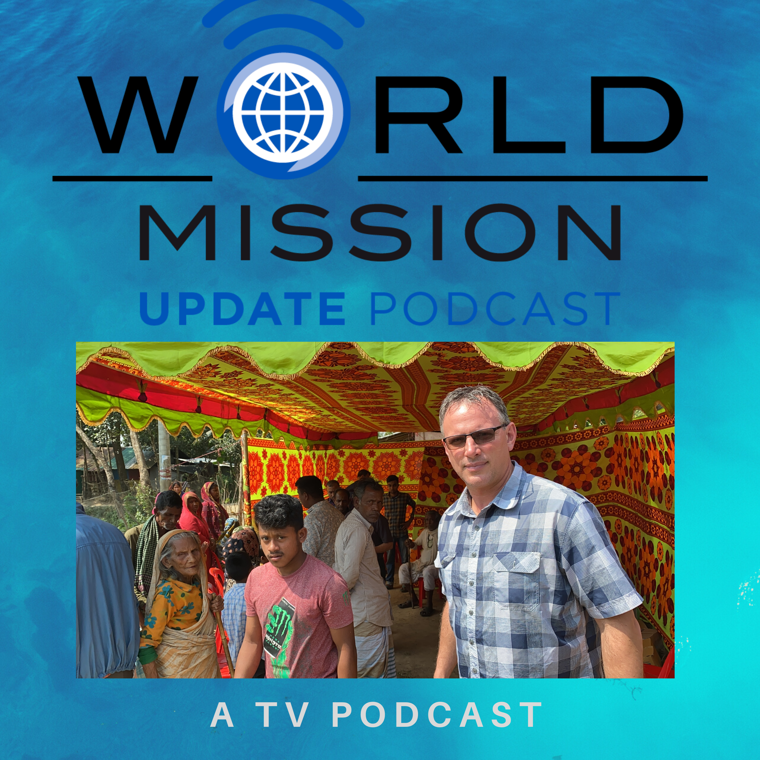 The World Mission Update show art