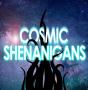 Artwork for LUCAS MILLIRON TALKS CLIVE BARKER - Cosmic Shenanigans - Ep 77