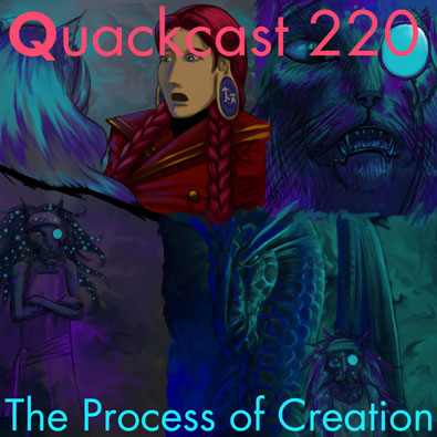 Episode 220 - the Process of Creation