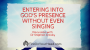 Artwork for Entering Into God's Presence Without Even Singing Songs | With Dr. Stephen R. Crosby