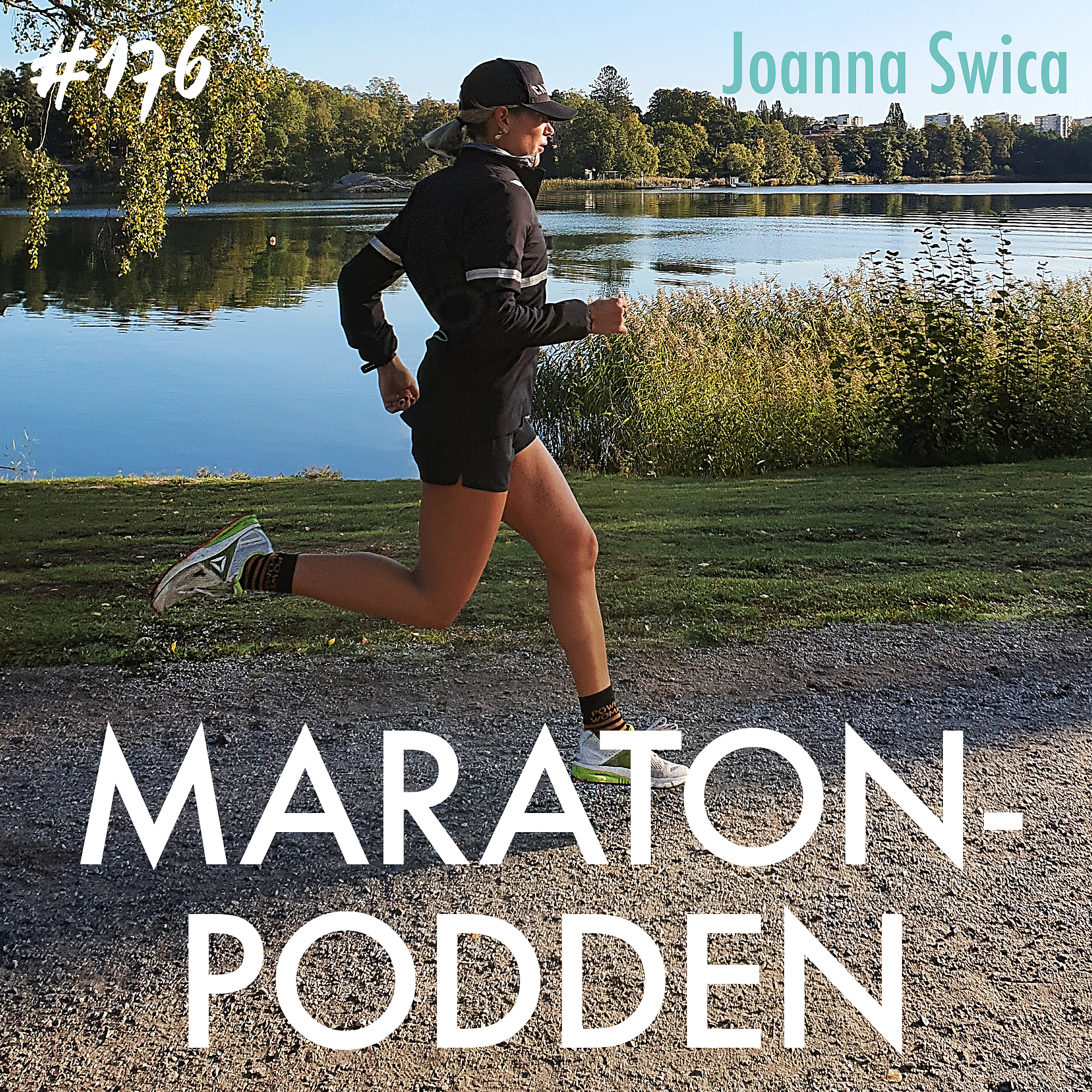 #176: Joanna Swica, sätt inga etiketter på min träning!