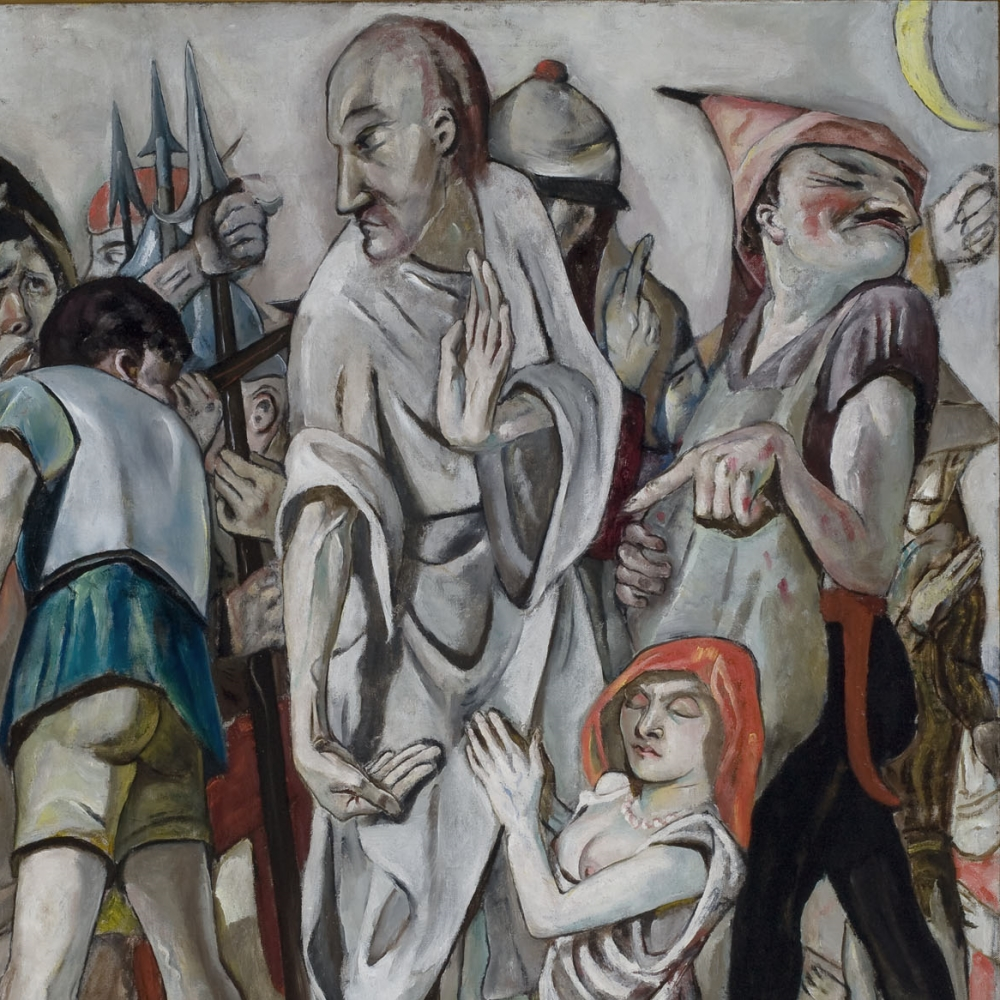 Lynette Roth on Max Beckmann