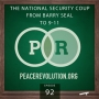 Artwork for Peace Revolution episode 092: The National Security Coup / From Barry Seal to 9-11
