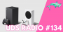 Artwork for Xbox X/S Vs. PS5 - Who's winning?   UDS Radio #134