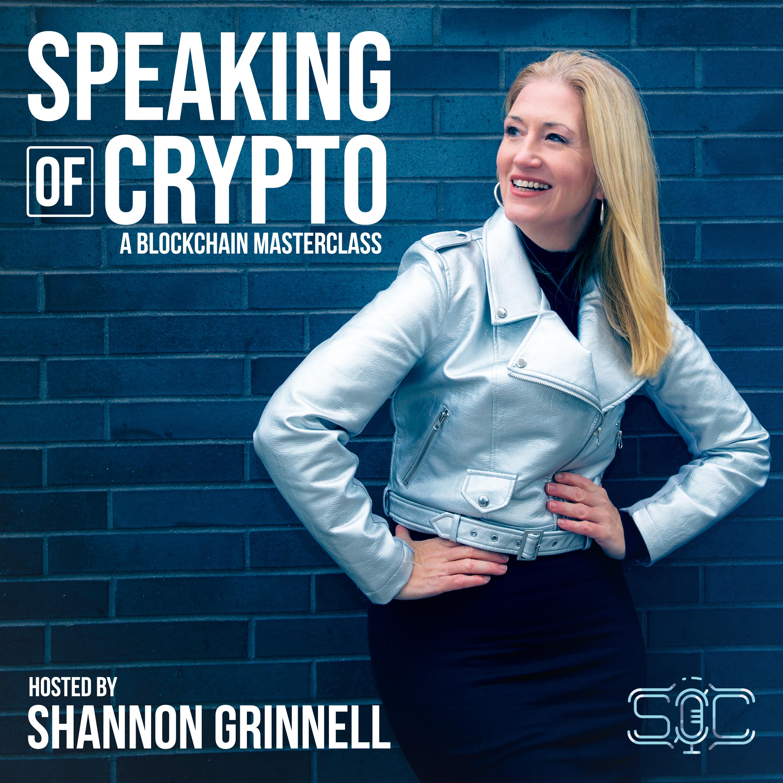 Artwork for 024: From Bitcoin Futures to Blockchain Democratization with Sandra Ro