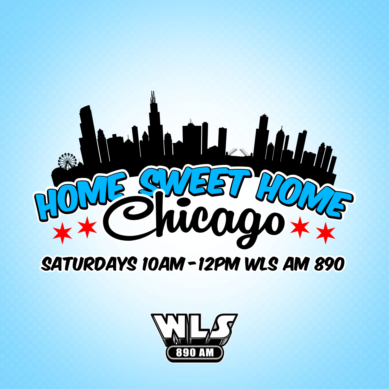 Home Sweet Home Chicago show art