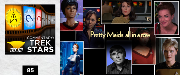 Commentary: Trek Stars 85: Roddenberry's Rosebud