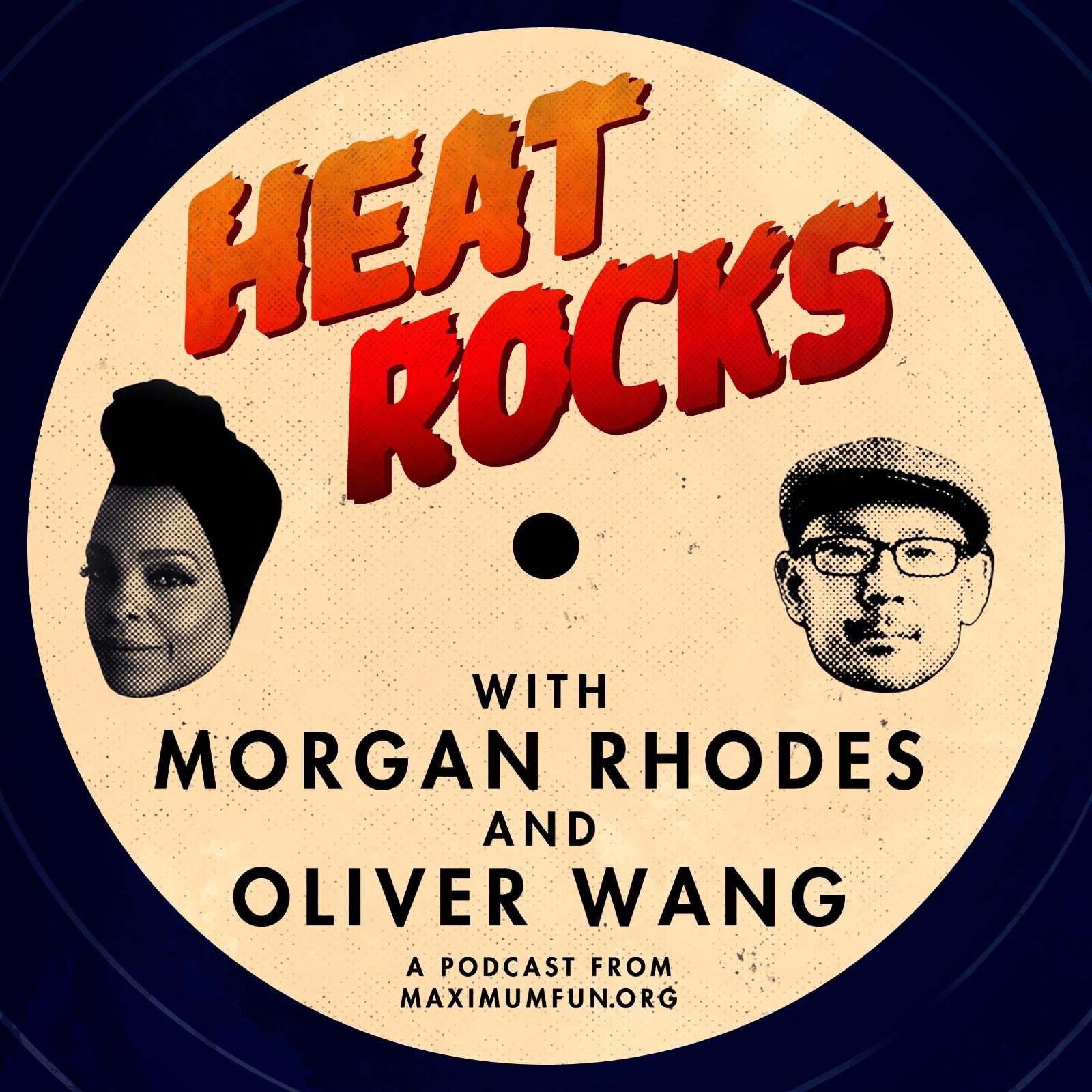 Heat Rocks show art