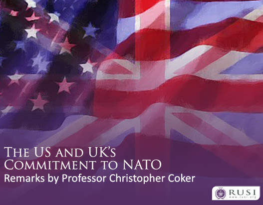 Do the US and UK have the same level of commitment to NATO?