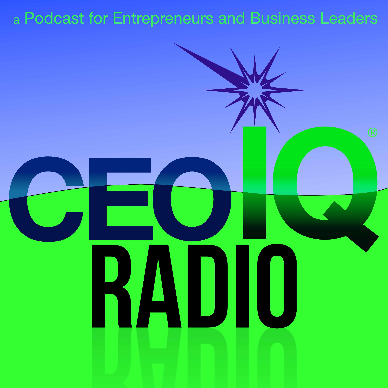 CEOIQ Radio show art