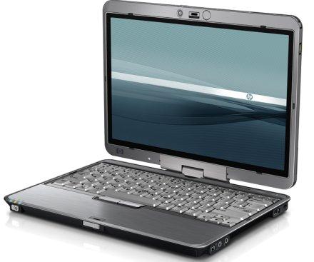 HP presenta el tablet ultraligero Compaq 2710P