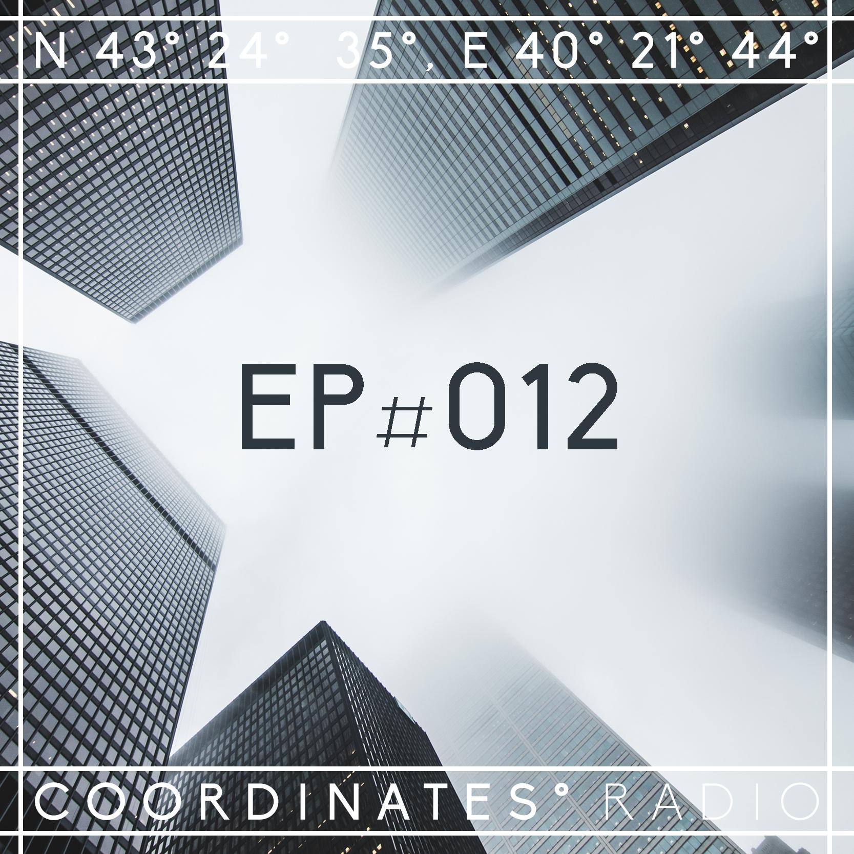 Artwork for EP#012 Leo Levo presents Coordinates° Radio.