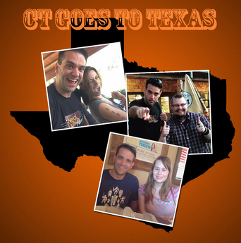 Episode 189 - CT Goes to Texas