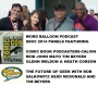 Artwork for Word Balloon Podcast SDCC 2014 Panels-The Future Of Geek & The Comic Book Podcasters Roundtable