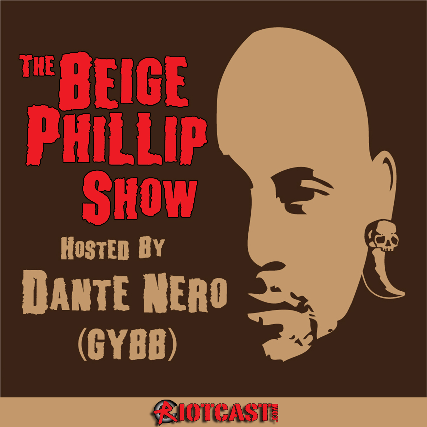The Beige Phillip Show show art