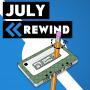 Artwork for July Rewind