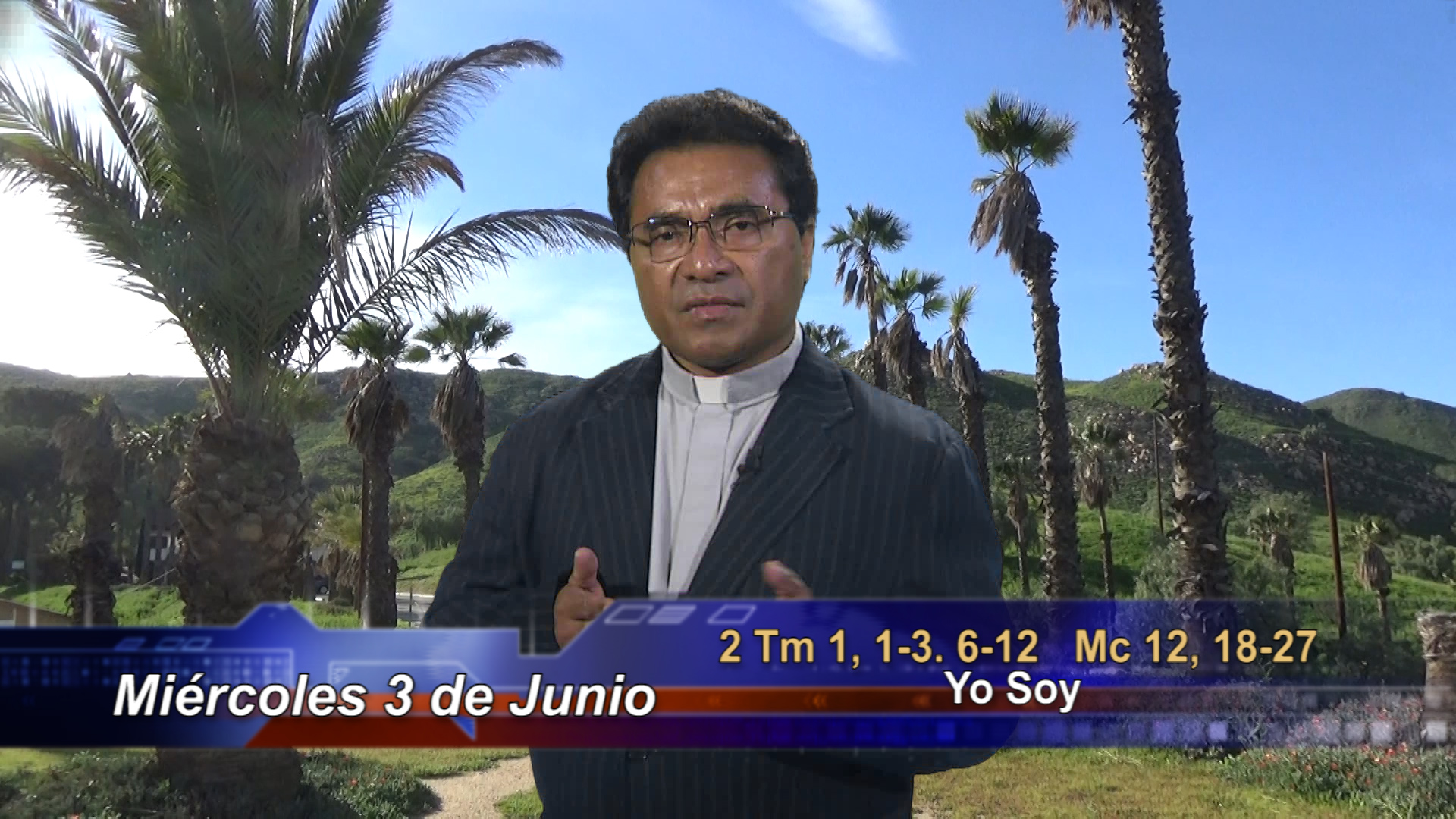 Artwork for Dios te Habla con Fr. Beni Leu, SVD; Tema el hoy:  Yo Soy