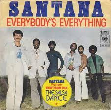 Santana - Everybody's Everything Time Warp Radio Song of The Day (8/19/16)