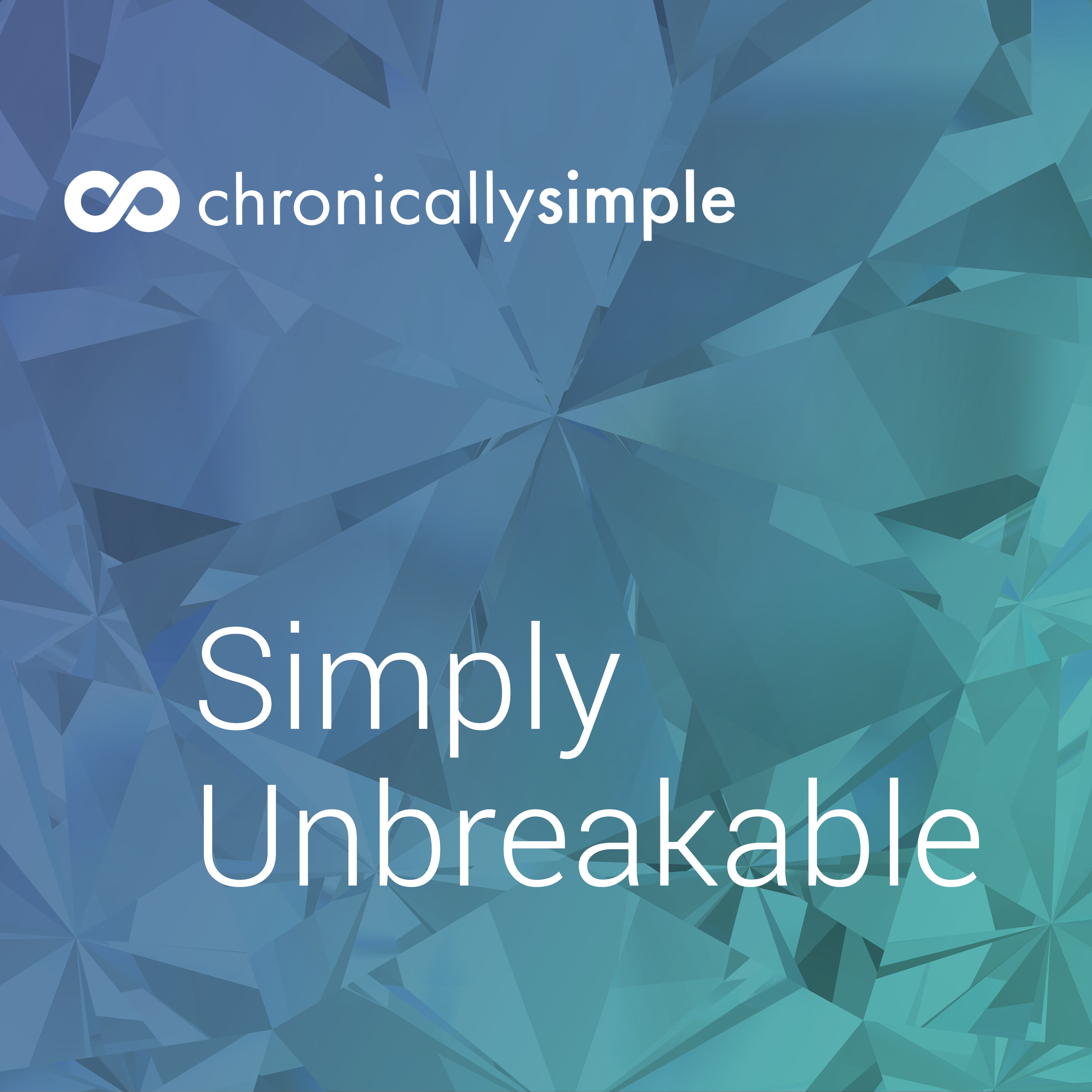 Simply Unbreakable show art