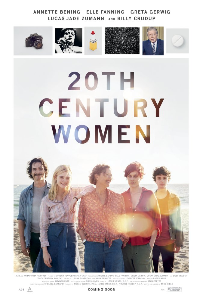 Ep. 285 - 20th Century Women (The Grifters vs. The Kids Are All Right)