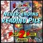 Artwork for Never Ending Reading Pile Episode 5 - West Coast Avengers