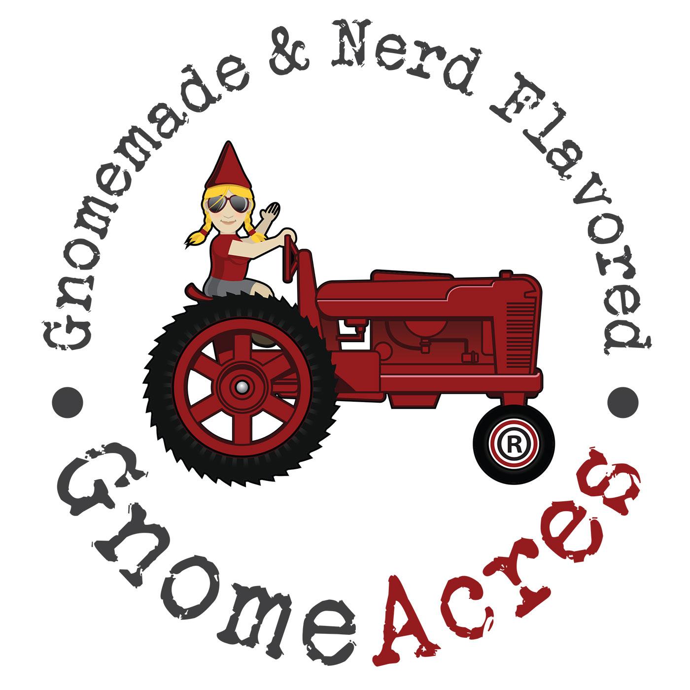 GnomeAcres Podcast show art